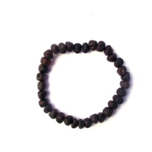 barnsteenarmband-volwassenen-raw-black-cherry
